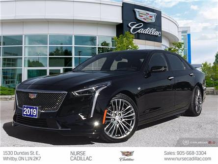 2019 Cadillac CT6 3.0L Sport Edition (Stk: 10X598) in Whitby - Image 1 of 26