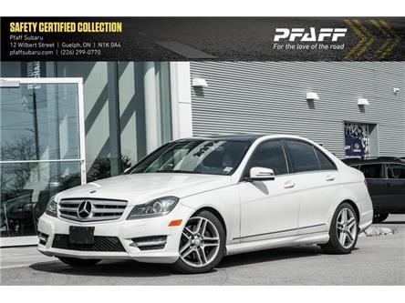 2012 Mercedes-Benz C-Class Base (Stk: S01245A) in Guelph - Image 1 of 17