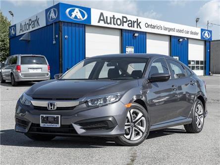 2017 Honda Civic LX (Stk: 17-33997AR) in Georgetown - Image 1 of 19