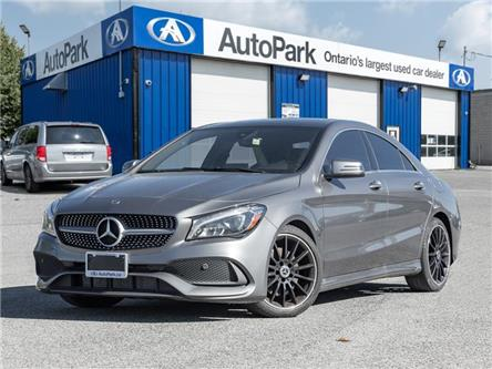 2018 Mercedes-Benz CLA 250 Base (Stk: 18-21324AR) in Georgetown - Image 1 of 23
