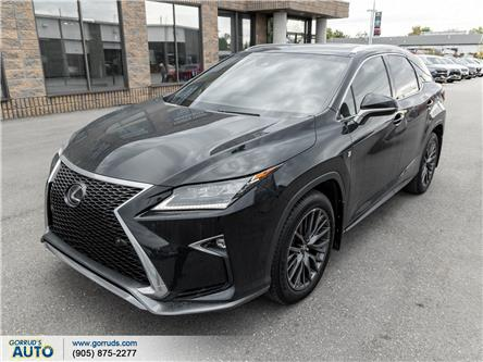 2017 Lexus RX 350 Base (Stk: 111485) in Milton - Image 1 of 6