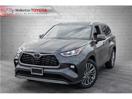 2021 Toyota Highlander Limited (Stk: 21420) in Walkerton - Image 1 of 20