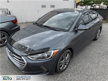 2017 Hyundai Elantra GL (Stk: 221765) in Milton - Image 1 of 6