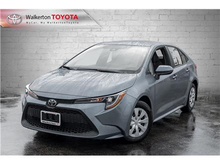 2022 Toyota Corolla L (Stk: 22016) in Walkerton - Image 1 of 17