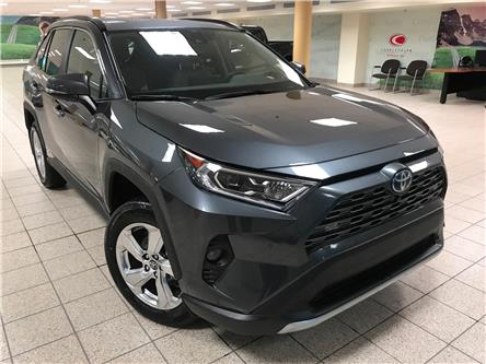 2021 Toyota RAV4 Hybrid Limited (Stk: 211793) in Calgary - Image 1 of 21