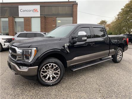 2021 Ford F-150 King Ranch (Stk: C6621) in Concord - Image 1 of 5