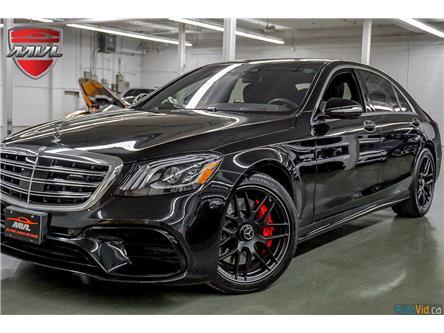 2019 Mercedes-Benz AMG S 63 Base (Stk: ) in Oakville - Image 1 of 32