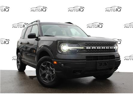 2021 Ford Bronco Sport Badlands (Stk: 210419) in Hamilton - Image 1 of 19