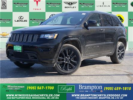 2019 Jeep Grand Cherokee Laredo (Stk: 21537A) in Mississauga - Image 1 of 23