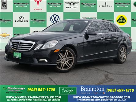 2010 Mercedes-Benz E-Class Base (Stk: 21474B) in Mississauga - Image 1 of 25