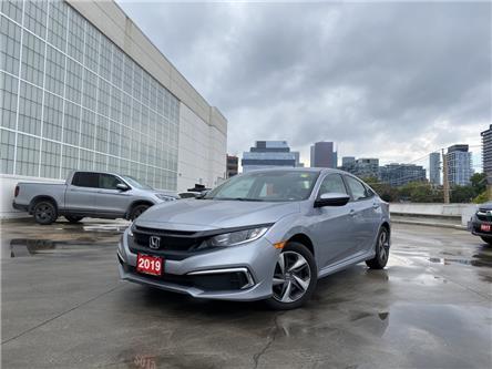 2019 Honda Civic LX (Stk: HP4571) in Toronto - Image 1 of 5