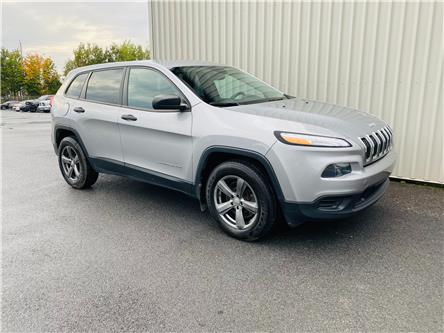 2014 Jeep Cherokee Sport (Stk: 20-78A) in Cowansville - Image 1 of 13