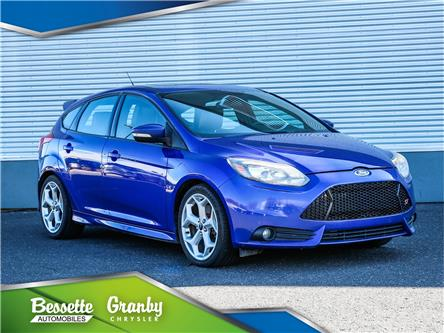 2014 Ford Focus ST Base (Stk: G21-340A) in Granby - Image 1 of 33