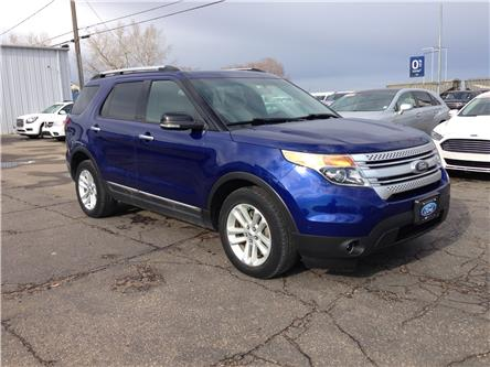 2013 Ford Explorer XLT (Stk: 21251A) in Wilkie - Image 1 of 21