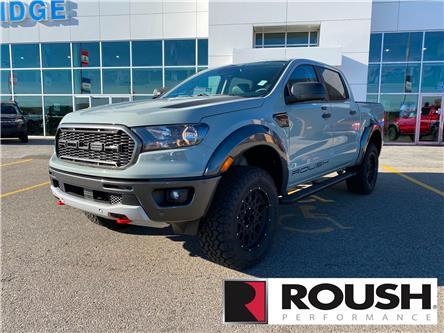 2021 Ford Ranger XLT (Stk: M-1369) in Calgary - Image 1 of 10