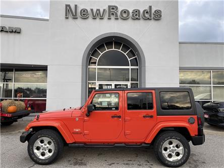 2015 Jeep Wrangler Unlimited Sahara (Stk: 25847T) in Newmarket - Image 1 of 12