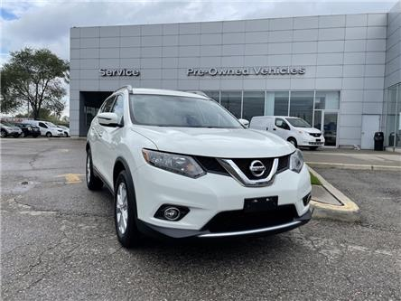 2016 Nissan Rogue SV (Stk: P6254) in Toronto - Image 1 of 9