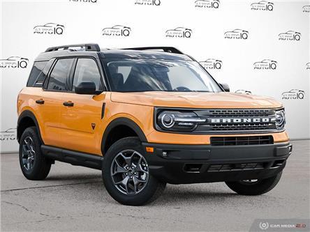 2021 Ford Bronco Sport Badlands (Stk: 1B067) in Oakville - Image 1 of 27