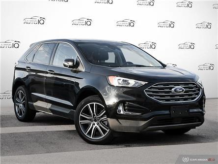 2021 Ford Edge Titanium (Stk: 1D014) in Oakville - Image 1 of 27