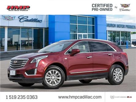 2017 Cadillac XT5 Base (Stk: 75240) in Exeter - Image 1 of 27