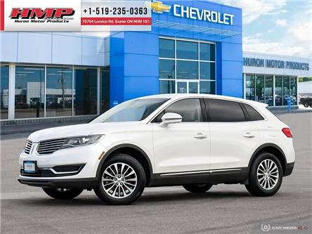 2016 Lincoln MKX Select (Stk: 91821) in Exeter - Image 1 of 27