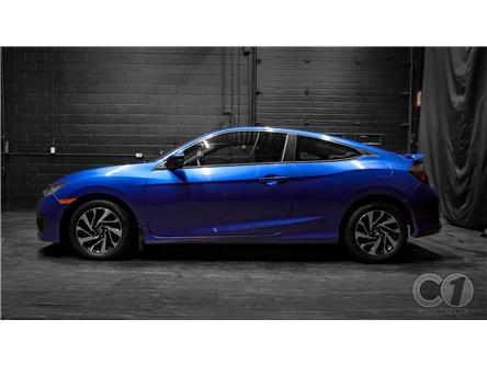 2016 Honda Civic LX (Stk: CT21-1047) in Kingston - Image 1 of 38