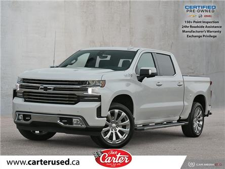 2021 Chevrolet Silverado 1500 High Country (Stk: 73673U) in Calgary - Image 1 of 28