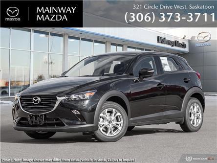2021 Mazda CX-3 GS AWD (Stk: M21492) in Saskatoon - Image 1 of 23