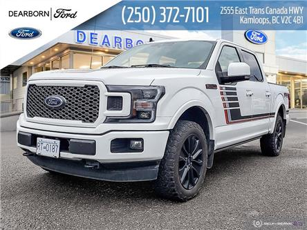 2019 Ford F-150 Lariat (Stk: PM149) in Kamloops - Image 1 of 26