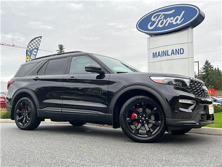 2021 Ford Explorer ST (Stk: P97603) in Vancouver - Image 1 of 30