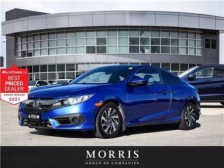2017 Honda Civic LX (Stk: 4669) in Winnipeg - Image 1 of 21
