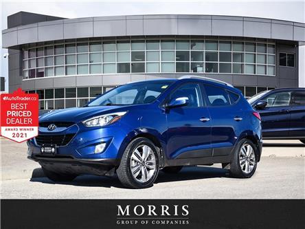 2015 Hyundai Tucson Limited (Stk: 4656) in Winnipeg - Image 1 of 23