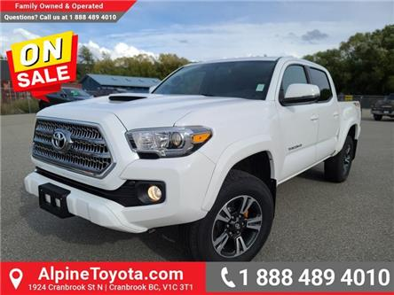 2017 Toyota Tacoma TRD Sport (Stk: X071558M) in Cranbrook - Image 1 of 27
