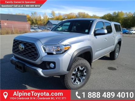 2017 Toyota Tacoma TRD Off Road (Stk: W229851A) in Cranbrook - Image 1 of 25