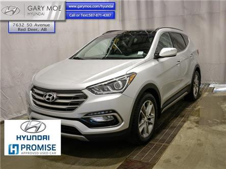 2017 Hyundai Santa Fe Sport 2.0T SE (Stk: 2SF3122A) in Red Deer - Image 1 of 23