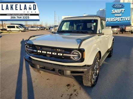 2021 Ford Bronco  (Stk: 21-563) in Prince Albert - Image 1 of 20