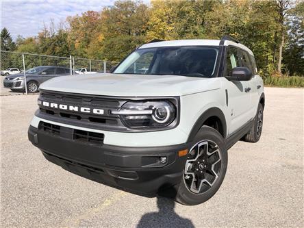 2021 Ford Bronco Sport Big Bend (Stk: BS21826) in Barrie - Image 1 of 26
