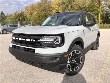 2021 Ford Bronco Sport Outer Banks (Stk: BS21827) in Barrie - Image 1 of 26