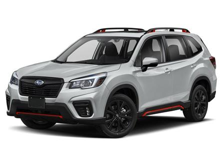 2021 Subaru Forester Sport (Stk: SUB2849D) in Charlottetown - Image 1 of 9