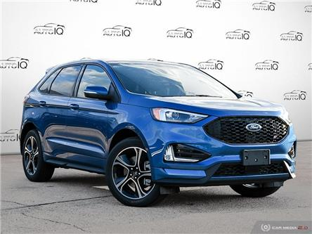 2021 Ford Edge ST (Stk: 1D087) in Oakville - Image 1 of 27