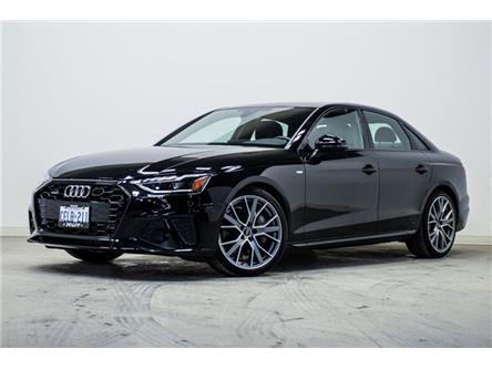 2021 Audi A5 2.0T Progressiv (Stk: T19864) in Vaughan - Image 1 of 24