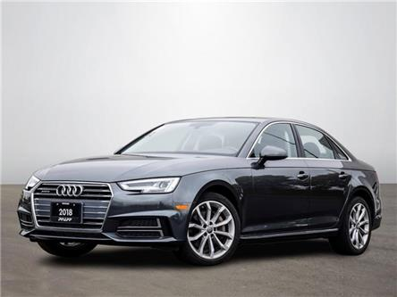2018 Audi A4 2.0T Progressiv (Stk: C8922) in Vaughan - Image 1 of 19