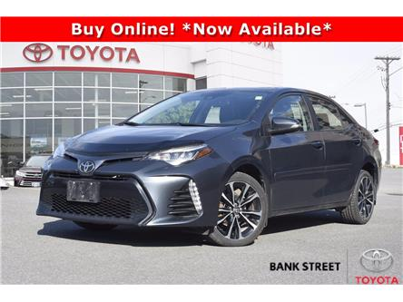 2018 Toyota Corolla  (Stk: 19-U3948) in Ottawa - Image 1 of 24
