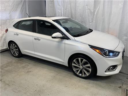 2019 Hyundai Accent Ultimate (Stk: E3917B) in Salaberry-de-Valleyfield - Image 1 of 21