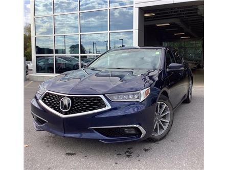 2018 Acura TLX Elite (Stk: 15-P19450) in Ottawa - Image 1 of 20