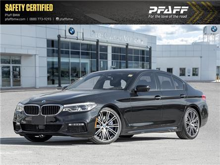 2018 BMW 540i xDrive (Stk: 24788A) in Mississauga - Image 1 of 23