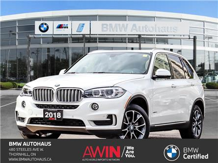 2018 BMW X5 xDrive35i (Stk: P10930) in Thornhill - Image 1 of 40