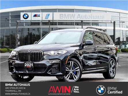 2021 BMW X7 xDrive40i (Stk: P11029) in Thornhill - Image 1 of 41
