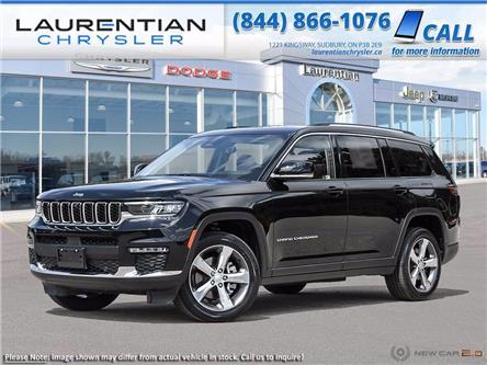 2021 Jeep Grand Cherokee L Limited (Stk: 21445) in Greater Sudbury - Image 1 of 23