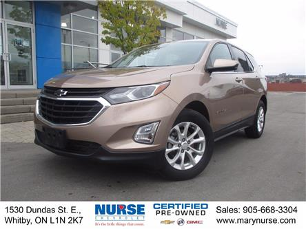 2018 Chevrolet Equinox LT (Stk: 10X600) in Whitby - Image 1 of 28